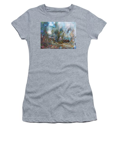 Deep Danger Women's T-Shirt