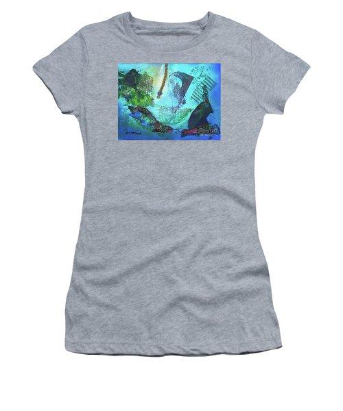Deep Sea Life Women's T-Shirt