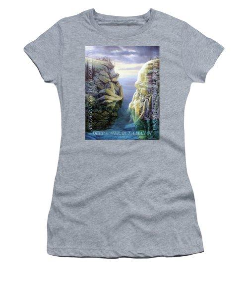 Deep Water Women's T-Shirt