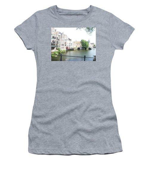Delfshaven 2 Women's T-Shirt (Athletic Fit)