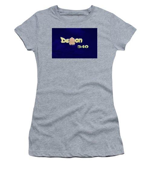 Demon 340 Emblem Women's T-Shirt