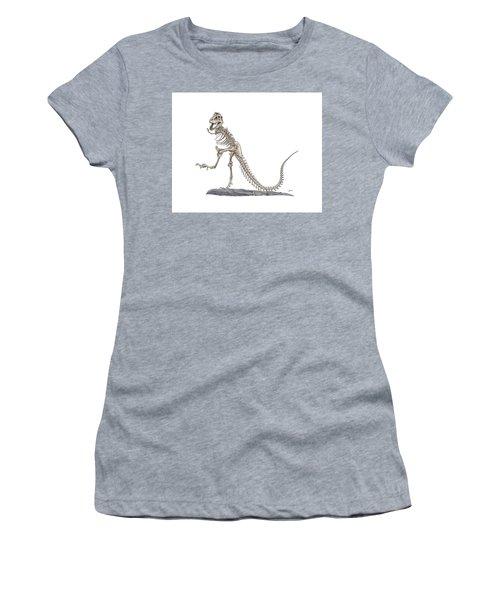 Denvers Dancing T Rex Women's T-Shirt
