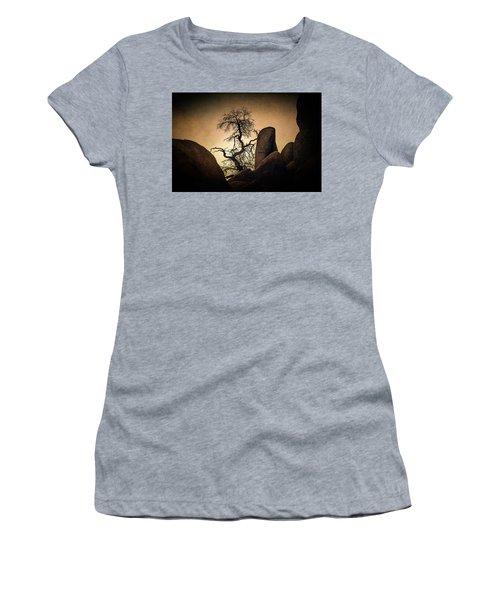 Desert Bonsai II Women's T-Shirt (Junior Cut)
