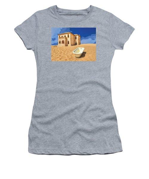 Desert Dreamscape 3 Women's T-Shirt