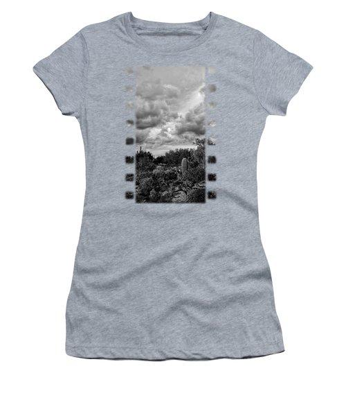 Desert In Clouds V15 Women's T-Shirt