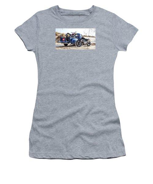 Desert Racing Women's T-Shirt