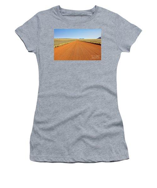 Desert Road Women's T-Shirt