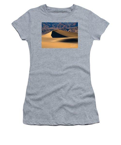 Desert Sand Women's T-Shirt (Athletic Fit)