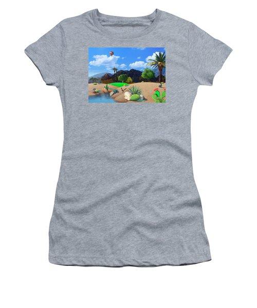 Desert Splendor Women's T-Shirt