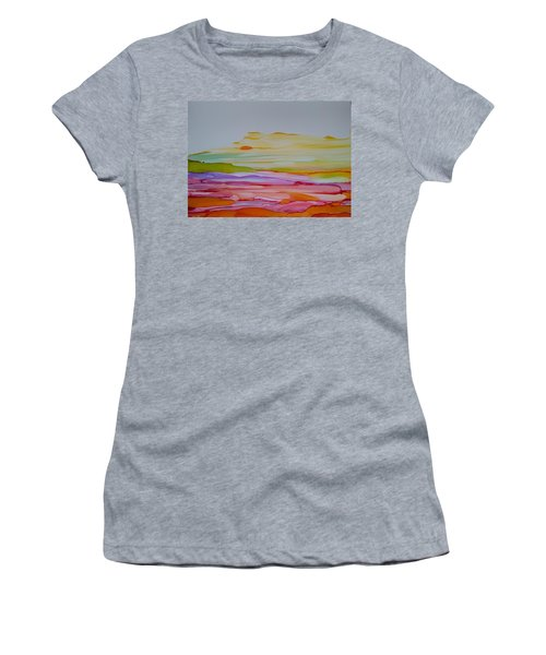 Desert Steppe Women's T-Shirt