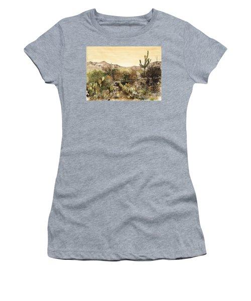 Desert Walk Women's T-Shirt