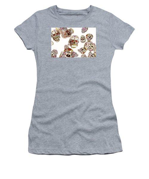 Dia De Muertos Women's T-Shirt