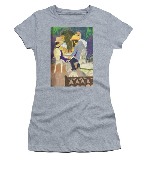 Diner's At Justine's Women's T-Shirt