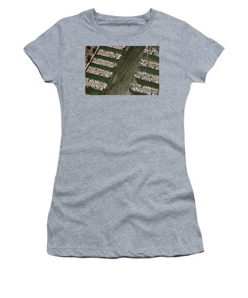 Dingy Ride Women's T-Shirt