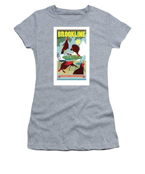 Dining En Plein Air Women's T-Shirt