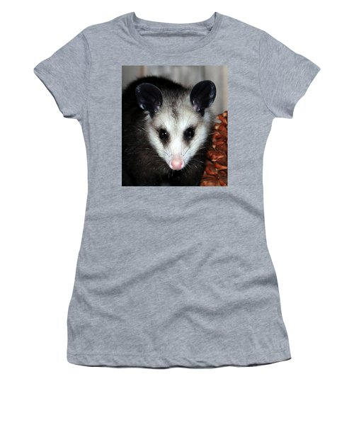 Dining Possums Vii Women's T-Shirt (Athletic Fit)