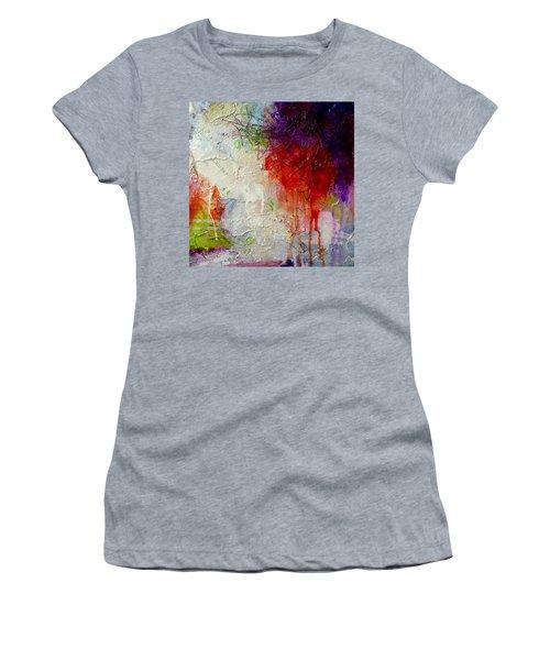 Dirty Dancing Women's T-Shirt (Junior Cut) by Tracy Bonin