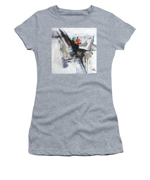 Discovery Two Women's T-Shirt (Athletic Fit)
