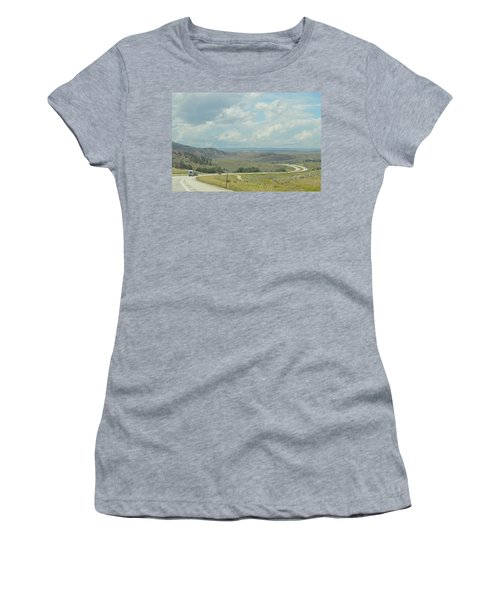 Distant Roads Women's T-Shirt