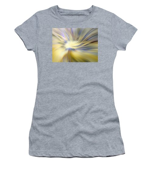 Divine Energy Women's T-Shirt (Athletic Fit)