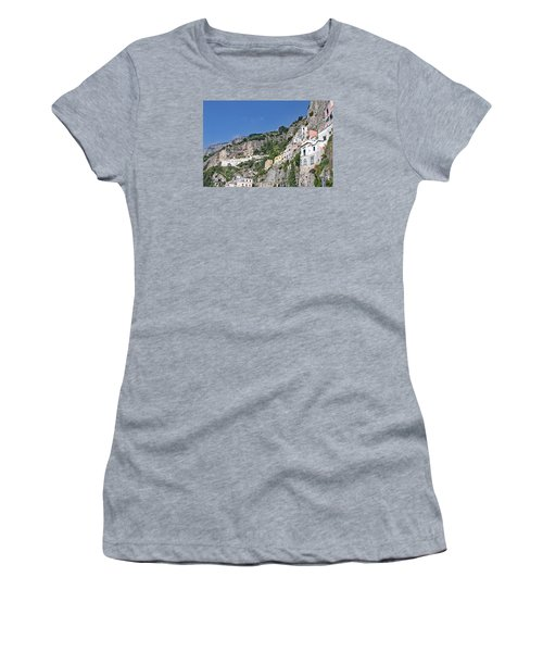 Do Not Sleepwalk Women's T-Shirt (Junior Cut) by Allan Levin