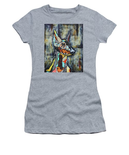Doberman Pinscher Women's T-Shirt