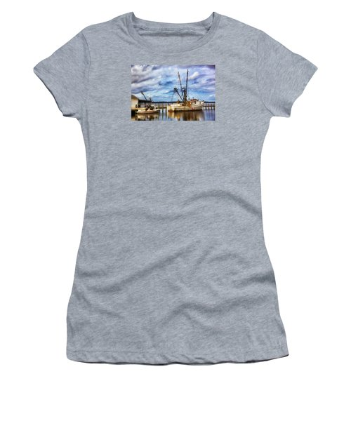 Dockside Women's T-Shirt (Junior Cut)