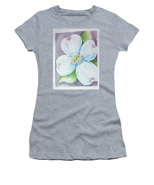 Dogwood Bloom Women's T-Shirt