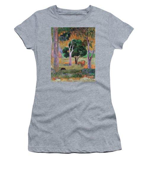 Dominican Landscape Women's T-Shirt