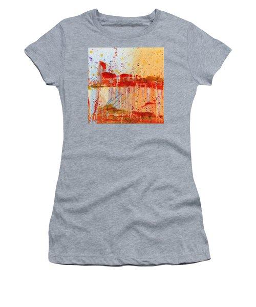 Doobie Brothers Women's T-Shirt (Junior Cut) by Phil Strang