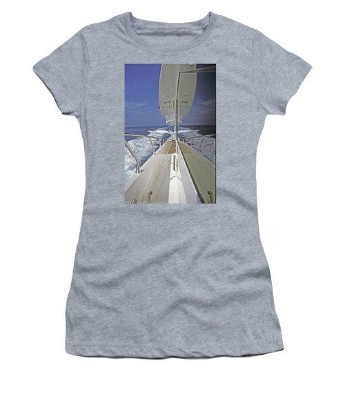 Double Image Women's T-Shirt