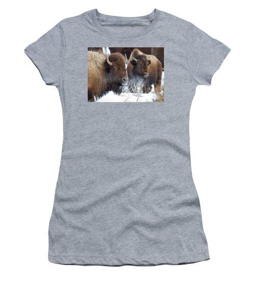 Double Vision Women's T-Shirt
