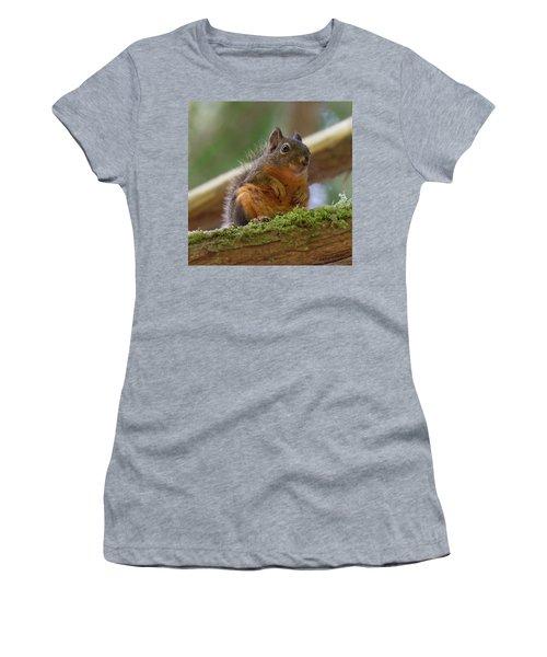 Douglas Squirrel Women's T-Shirt