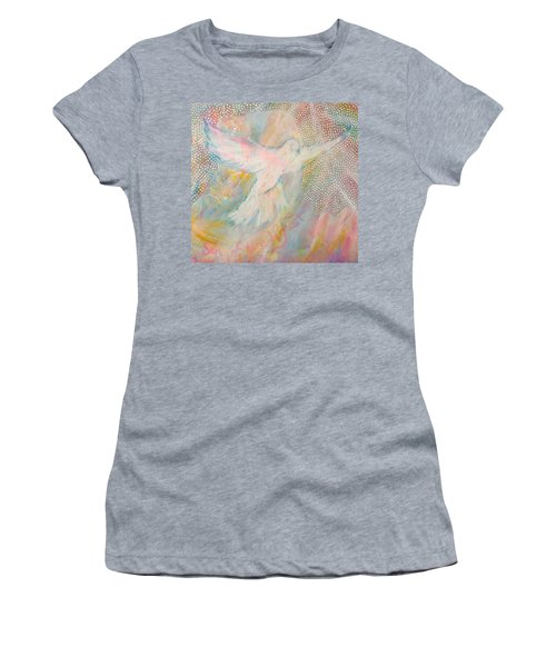 Dove Detail From Immaculate Conception Women's T-Shirt