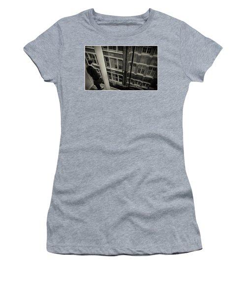 Women's T-Shirt featuring the photograph Down by Stewart Marsden