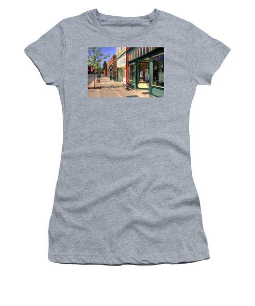 Downtown Palouse Washington Women's T-Shirt