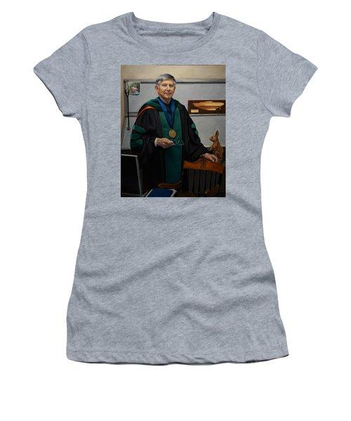 Dr William Culp Women's T-Shirt (Athletic Fit)