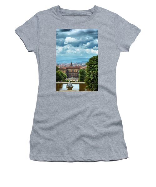 Drama In The Palace Of Firenze Women's T-Shirt