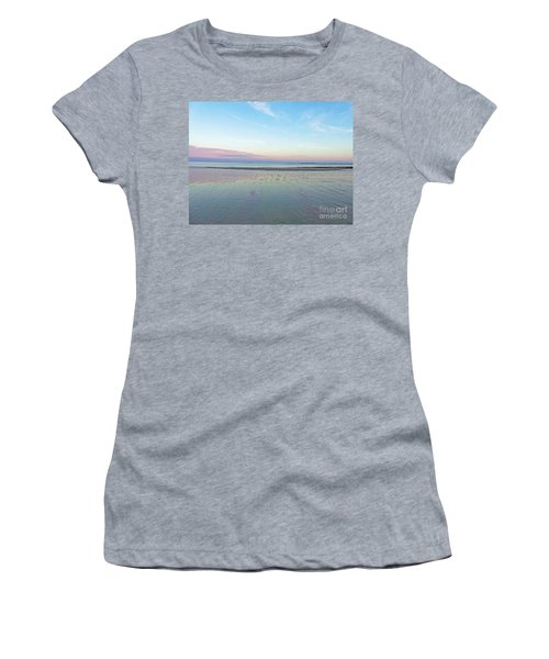 Dream In Color Women's T-Shirt (Athletic Fit)