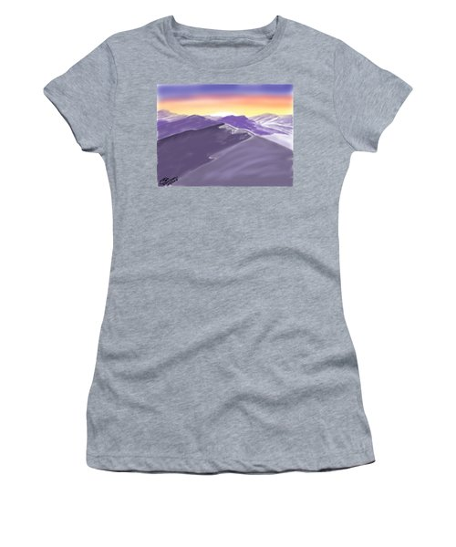 Dreamscape Women's T-Shirt (Athletic Fit)