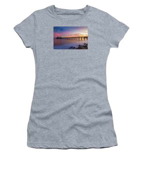 Dreamscape Women's T-Shirt (Athletic Fit)
