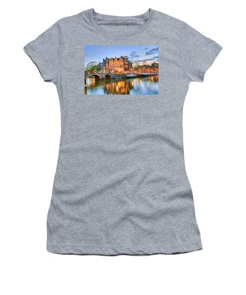 Dreamy Amsterdam   Women's T-Shirt