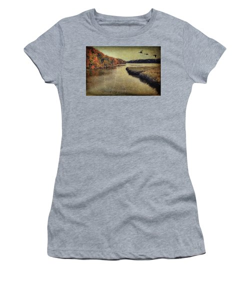 Dreary Autumn Women's T-Shirt