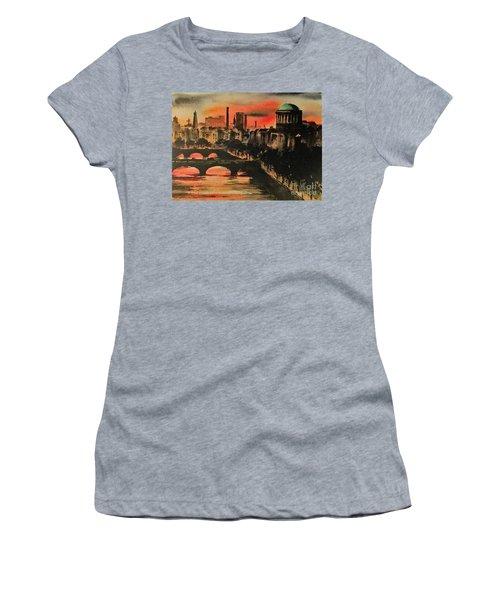 Dublin Sunset Women's T-Shirt