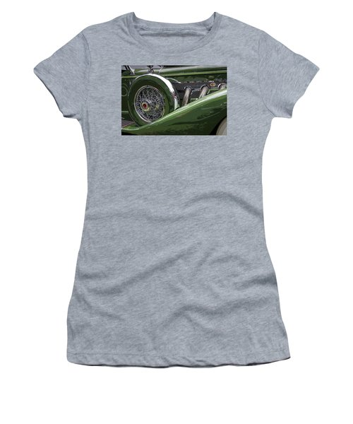 Duesenberg Women's T-Shirt (Athletic Fit)