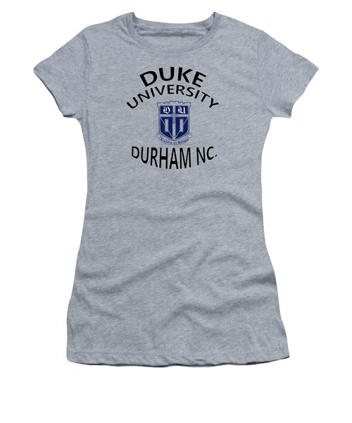 Duke University Durham Nc Women's T-Shirt