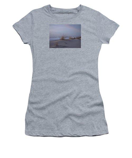 Dune View 2 Women's T-Shirt (Junior Cut) by  Newwwman