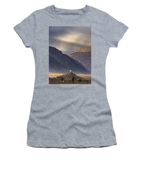 Dusty Evening, Padum, 2006 Women's T-Shirt