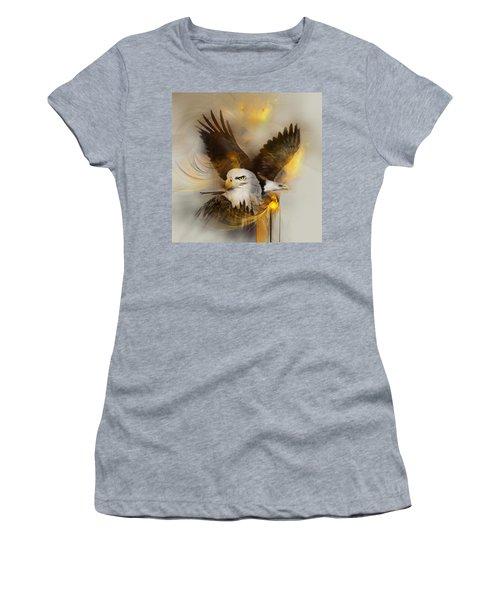 Eagle Pair Women's T-Shirt