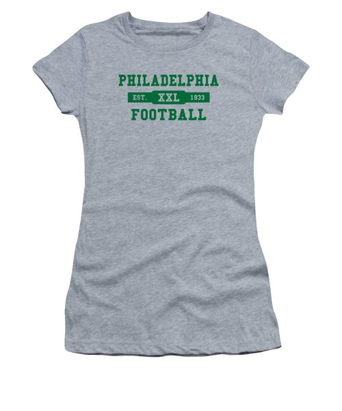 Eagles Retro Shirt Women's T-Shirt (Athletic Fit)